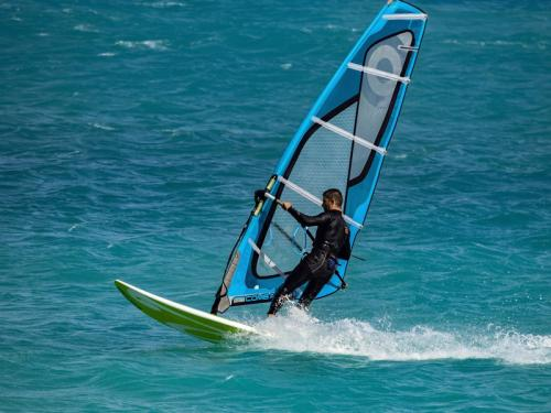 Windsurf-Jibe